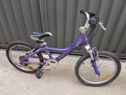 Girls Giant MTX 150 bike