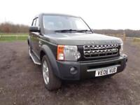2006 Land Rover Discovery 3 2.7 TD V6 S 5dr