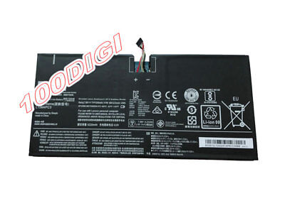 5300mAh 7.68V Genuine L15M4PC3 Battery For Lenovo Miix 5 Pro IdeaPad Miix 720