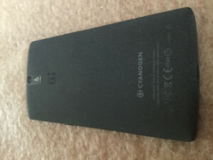 OnePlus Cyanogen 64g cell phone. Working can be tested.