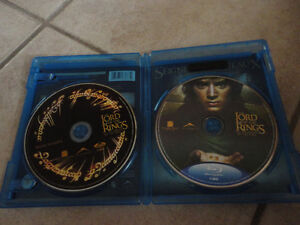 The Lord of the Rings: The Fellowship of the Ring Blu-ray London Ontario image 1