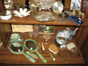 Lots of Antiques and Collectibles