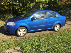 2008 Chevrolet Aveo LS Sedan - Winter Package Deal