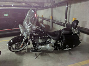 2011 Harley Soft Deluxe