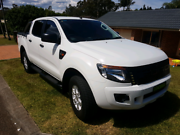 FORD RANGER XL PLUS 2015 Tingira Heights Lake Macquarie Area Preview
