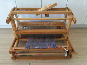 4 shaft table loom for sale