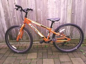 Youth Trek mountain bike, great shape