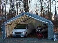 Backyard Storage Sheds, Gazebos and Portable Garage
