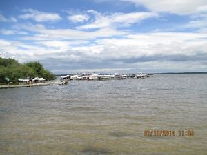 Lake front fully self contained cottages