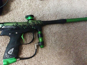 Paintball Gun: Proto Reflex Rail 2012 PGA Awakening