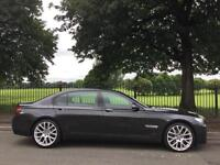 2013 13 BMW 7 SERIES 3.0 730LD M SPORT 4D AUTO 174 BHP DIESEL