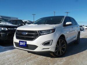 2017 Ford Edge *CPO 2.9% APR* SPORT 2.7L V6 LEATHER NAVIGATION