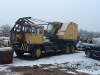 Buying complete trucks/ engines/heavy equipment and cranes