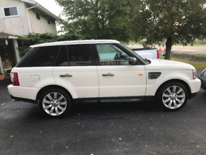 2008 Land Rover Range Rover Sport Supercharged !!!