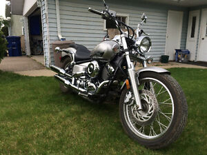 2014 Yamaha VStar 650 low km