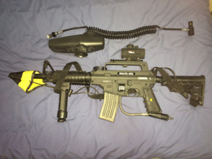 Selling Paintball Gear