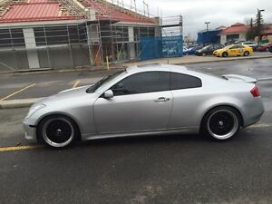 2006 G35 coupe Active title CHEAP NEED GONE FIRM