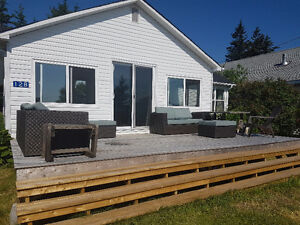 All incl cottage 8 months Oct - May 31st- $1100