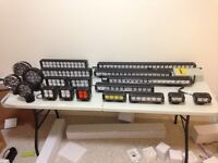 Hanning LED Inc Offroad Light Bars