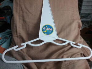 """CHILDRENS """"EZEE"""" HANGERS for toddlers and for children $15"""