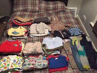 Baby boy clothes bundle Ages 3-6 months