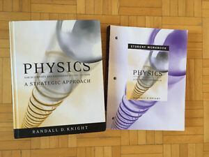 PHYC 1190/1290 Physics Hardcover Textbook