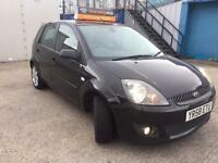 2008 Ford Fiesta 1.4 TDCi Zetec Blue Edition 5dr