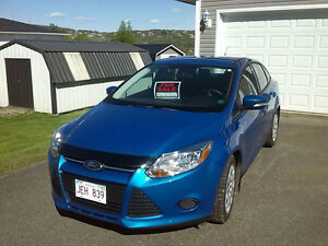 Immaculate 2013 Ford Focus, Woodstock NB