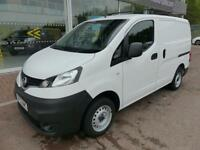Nissan Nv200 1.5 Dci 110ps Se Panel Van