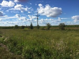 REDUCED!! Acreage for Sale in RM of Meadow Lake
