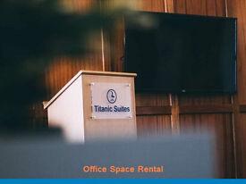 Co-Working * Adelaide Street - BT2 * Shared Offices WorkSpace - Belfast