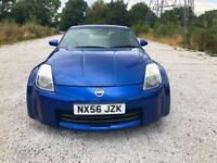 2006 56 NISSAN 350Z 3.5 V6 LOW 81K HISTORY RECEIPTS STUNNING CONDITION PX SWAPS