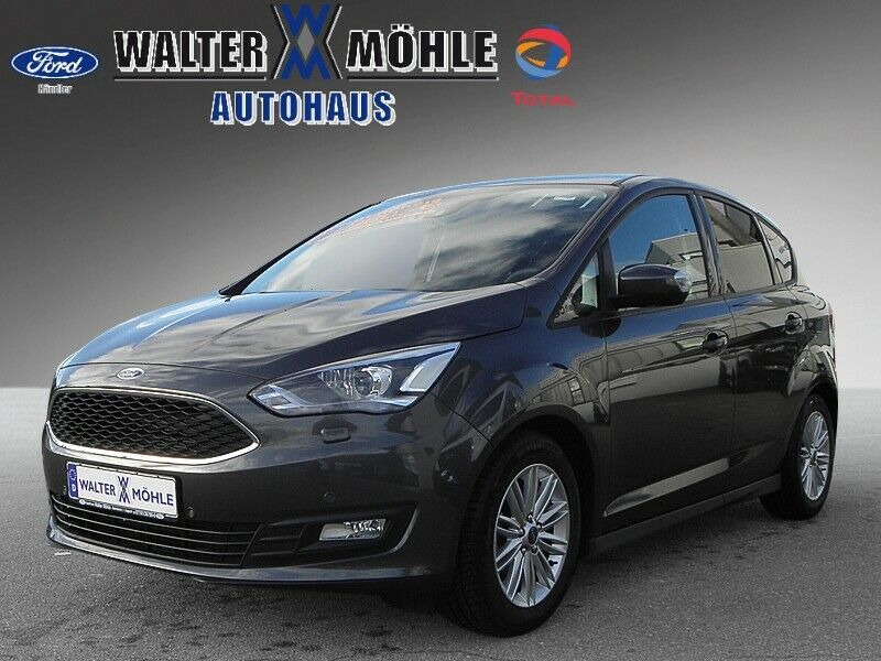 Ford C-Max Cool&Connect Winter-Paket Automatik Navi S