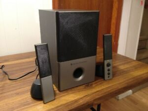 Altec Lansing VS-4121 Multi Media 2.1 Speakers