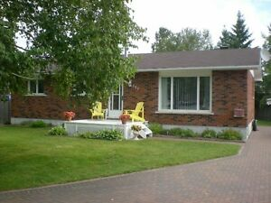 Open House July30-2pm to 8pm Brick bungalow with detached Garage