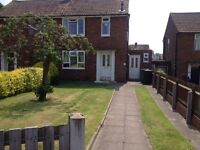 2 bedroom semi detached for exchange council only