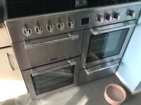 Cook master electric range cooker