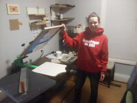 Custom Screen-Printing Services! - Angus/Barrie