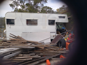 Campervan /motorhome Balmoral Lake Macquarie Area Preview