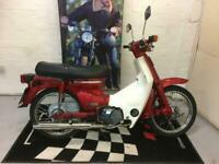 Honda C90 110cc engine for sale  Bollington, Cheshire