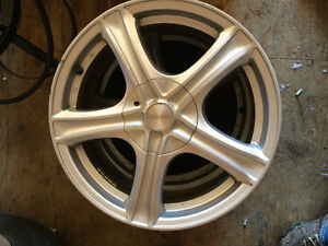 4 Rims coming off ford edge