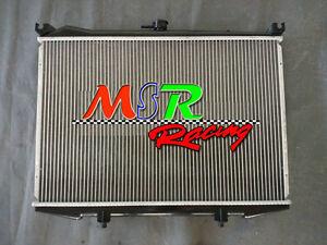 #314 aluminum radiator for 1986-1997 Nissan Hardbody Pickup 2.4L L4 & 3.0L V6