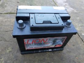 Used Vehicle Batteries