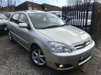 ✿55-Reg Toyota Corolla 2.0 D-4D T Spirit, Diesel ✿NICE EXAMPLE ✿LOW MILEAGE✿