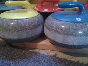 Granite Curling Stones