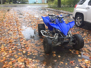 2005 yfz 450r lots done to it