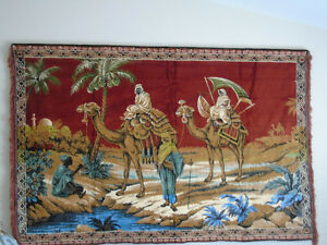 authentic Egyptian rug