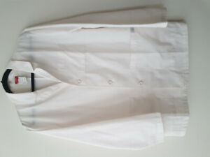 "DICKIES 31"" MEN'S CONSULTATION LAB COAT"