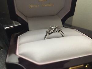 Engagement ring size 6.5