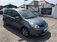2010 Nissan Note 1.5 dCi N-TEC 5dr E5